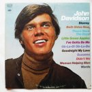 John Davidson lp ~ Self Titled ~ cs 9795 Columbia Records