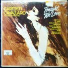 Carmen Cavallaro Tonight We Love lp stereo Vocalion vl73862 Record Album