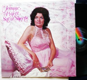 Jeanne Pruett Satin Sheets 1973 lp mca338