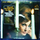 You and the Night and the Music lp - Melachrino Strings lsp2866