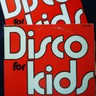 Disco for Kids lp by Georgiana Stewart - Kimbo Educational kim-7035