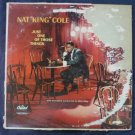Just One Of Those Things lp by Nat King Cole - Orchestra with Billy May