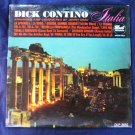 Italia by Dick Contino - Conducted by Jerry Gray - A Rare Album - dlp 3651
