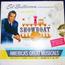 Ed Sullivan Presents Showboat 1959 lp es3