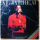 Rare Al Jarreau Recorded Live in Europe Look to the Rainbow lp 2bz 3052
