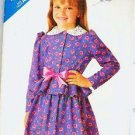 Uncut See and Sew Butterick 1988 Pattern 3092 Girls Size 2-3-4 Top with Skirt