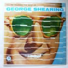 Youre Hearing the Best of George Shearing 1960 lp E3796