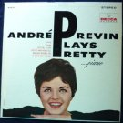 Andre Previn Plays Pretty Piano lp in Stereo dl 74115