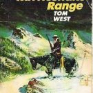 Rattlesnake Range / Bad Blood at Bonita Basin : Ace Double Issue Westerns