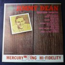 Television Favorites lp - Jimmy Dean - mgw 12292