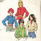Simplicity Pattern 5342 Size 12 - 1972 Short Jacket