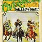 Valley of Guns - Wayne D Overholser - 1974 Western