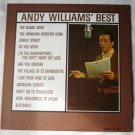 Andy Williams Best lp Cadence clp 3054 One Owner