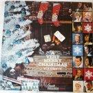 A Very Merry Christmas lp Grants Volume IV Various Artists css-1464 VG+