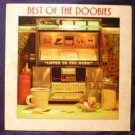 Best Of The Doobies - the Doobie Brothers lp bsk 3112