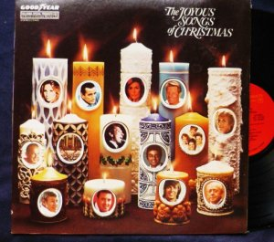 The Joyous Songs of Christmas lp - Various Artists - Near Mint - C-10400 No.2
