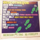Discotheque lp Various Artists Mercury Wing mgw 12284