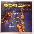 A Tribute to the Fabulous Dorseys lp 1950s - ms69