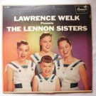 Lawrence Welk Presents the Lennon Sisters Record Album lp bl 54039