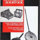The Antiques Journal June 1968 Tin Ware Stereoscope