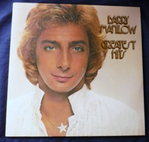 Barry Manilow Greatest Hits lp - Two Record Set al8601