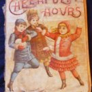 Cheerful Hours an 1889 antique book by O M Dunham