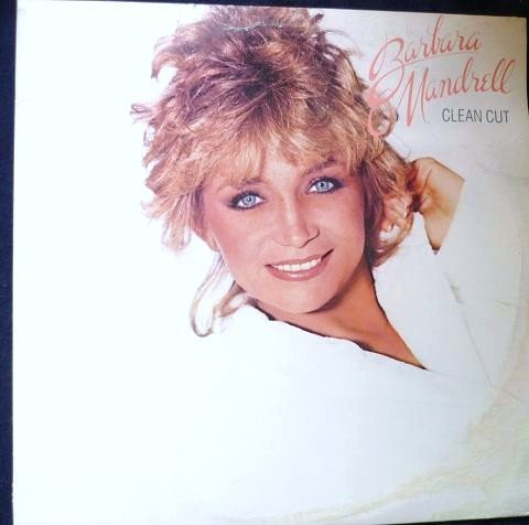 Barbara Mandrell - Clean Cut lp - 1984 Recording mca-5474