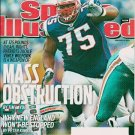 Unread Sports Illustrated January 10 2011 Vince Wilfork New England Patriots - NFL Playoff Preview