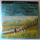 Music From The Sound of Music lp by Living Strings -  cas 869