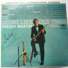 Seems Like Old Times - Freddy Martin lp st 1486