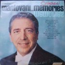 Mantovani -- Memories lp Stereo PS 542