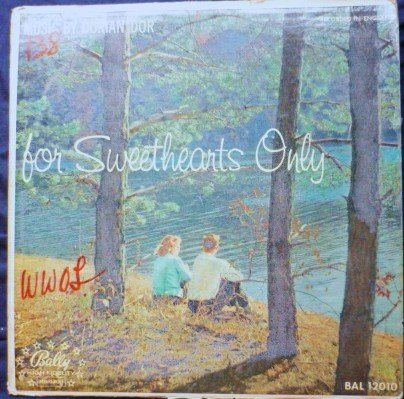 For Sweethearts Only lp - Dorian Dor - bal 12010
