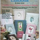 Soft Cover Editions by S Carroll - Padded Fabric Album with Instructions by Number 7664