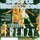 Unread - Sports Illustrated February 21 2011 Boston Celtics Pebble Beach Pro Am