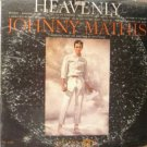 Heavenly lp - Johnny Mathis 6 eye CL 1351