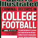 Unread Sports Illustrated Spec Report March 7 2011 Criminal Recrods - College
