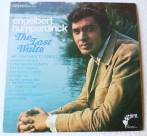 Engelbert Humperdinck lp The Last Waltz - pas 7105