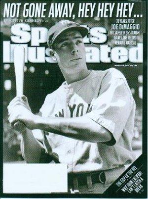 Unread - Sports Illustrated March 14 2011 NY Yankees Joe Dimaggio
