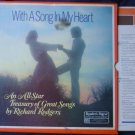 With a Song in My Heart by Richard Rodgers - 7 Records - Readers Digest