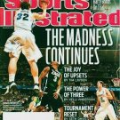 Unread - Sports Illustrated March 28 2011 The Madness Continue Spring Football