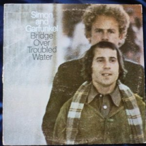 Bridge Over Troubled Water lp by Simon and Garfunkel kcs 9914