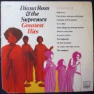 Diana Ross and the Supremes Greatest Hits Vol 3 Original lp ms702