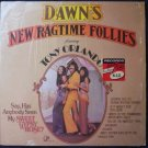 Dawns New Ragtime Follies with Tony Orlando lp bell 1130 nm-