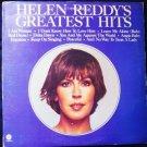 Greatest Hits lp by Helen Reddy 1975 st-11467 nm-