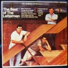 The Best of The Lettermen lp - White Star - st 2554