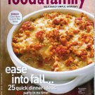 Kraft Food and Family Magazine Ease into Fall 2008
