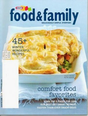Kraft Food and Family Magazine Winter 2008