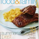 Kraft Food and Family Magazine Summer 2009