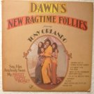 Dawns New Ragtime Follies - Tony Orlando lp bell 1130 vgc