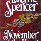 November of the Heart - LaVyrle Spencer - Romance Book 0399138013